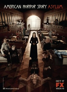American Horror Story - Asylum: il poster internazionale