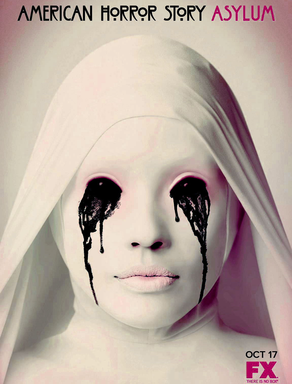 American Horror Story - Asylum: il teaser poster